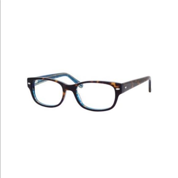 7c77dae04135 Eddie Bauer Accessories - Eddie Bauer Brown Prescription Eye Glasses 8212
